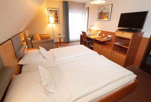 Zimmer im Hotel-Restaurant Baumhove in Werne