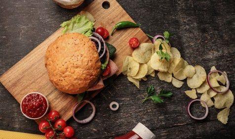 Burgerkarte bei Baumhove